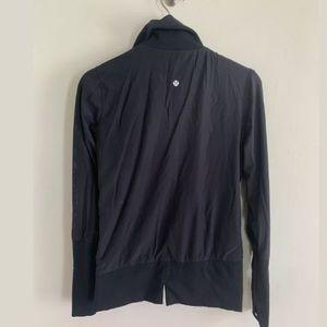 lululemon athletica Jackets & Coats - Lululemon Raja Reversible Jacket Black *10*****